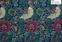 William Morris / by Red Persimmon Imports - Katrina Ulrich