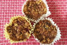 Muffins / Whole food, plant-based Nutritarian Muffin recipes brought to you by Love Chard - www.LoveChard.com