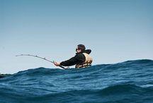 Kajakos Horgászat