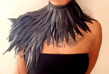 Feathers and Frills / For the love of feathers, trims, and such! / by FASHION TALES