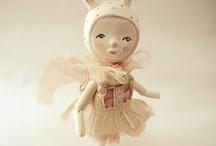 Rabbit girls / Art