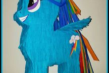 Piñatas by Utopia Atelier / piñatas made by me and other inspirational pins for piñatas that are to follow
