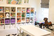 Fun And Attractive Playrooms