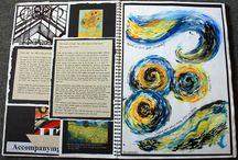 Art diary