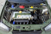 Opel / Mods and engine ideas