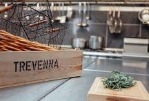 Farm Kitchen / Homemade wedding feasts @ Trevenna