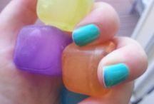 Manucures / Idées nail-art et mes manucures