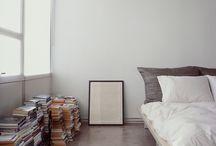 bedrooms / by Xenia Malherbe Venter