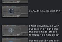 C4d tutorials