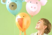 Balloons & Decor / by PlushLittleBaby ♥ Jina Park
