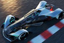 2020 Ford Formula 1concept