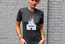 Home at the Castle / Is there a certain place that feels like home to you? Then our limited edition Home at the Castle shirt has your name all over it. It's the perfect reminder of fun and family. Let the memories begin.