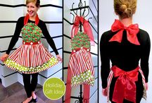 DIY - Not Your Momma's Apron / by Melissa Haren
