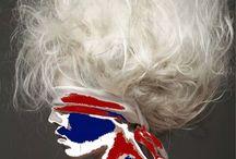 hair art / hair artist do kyung Kim  art hair story