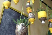 pots and plants / γλάστρες κήπος και μπαλκόνι