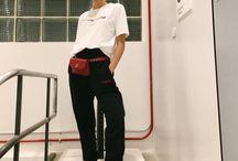 Street Asian fashion