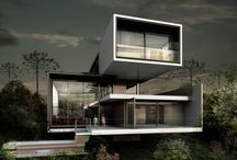 contemporary mansions
