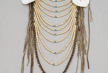 indianske smykker