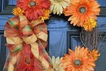 Wreath Ideas / by Christina Burnham