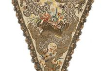 Embroidery - 18thC
