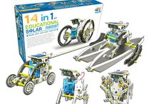 14 in 1 Educational Solar Power Robot $19.99   From SuperSmartChoices We are selling the #original  products  #robotics