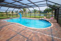 Pool & Screens / Beautiful pools and pool enclosures