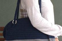 πατρον για πλεκτές τσάντες