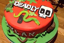 Deadly 60 Party for Will
