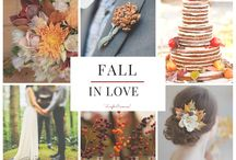 seasonal wedding board / Consigli e suggestioni per scegliere tra gli splendidi colori della stagione