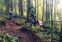 MTB & Downhill Crashes