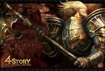 Gry Fantasy / Chciałbyś dołączyć do świata wróżek i smoków? Nic łatwiejszego, wystarczy zarejestrować się w jednej z polecanych przez nas gier Fantasy na przeglądarkę lub gier klienckich.