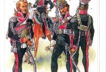 Garde impériale lancier polonais