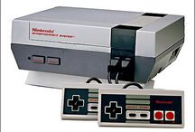 Childhood Gaming / Toys Memories / Miss the old school video games!!