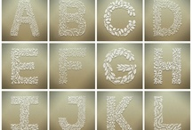 Letras decorativas