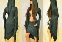 Elven tunics and dresses