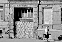 Greifswald - Zerfall und Umbruch / Fotos von Greifswald Herbst 1989 bis 1995