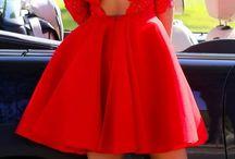 robe de réception
