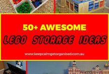 Lego Aufbewahrung