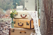 Showey Suitcases / by Jayne Perry