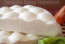 peynir yapımı