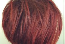 Eszter vörös / Jó l van levágva