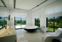 Bespoke Bathrooms / Soak away your troubles in these tranquil and serene bathrooms.