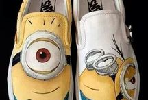 Minions minions and more minions / Everything you could think of about minions is here