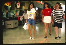 80s SHOPPING MALLS.(Pictures by Michael Galinsky)