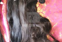 Hair Exim India Private Limited / 100 % unprocessed single donor temple indian human hair hair exim  No steamed process |No chemical treatments you can be coloured or dye Per Each Bundles Contains 100 grams/ 3.5 oz  Contact Us :Email :hairexim@gmail.com Whatapps us:+91 9941366664