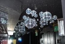 Nightclub and bar decor