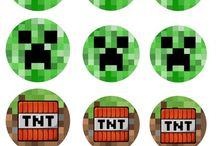 Minecraft / Festa
