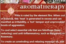 Massage olie doshas