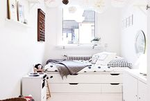 Home: Bedrooms / by Kathryn Ballay