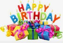 Birthday wishes / Happie birthday dear:-*